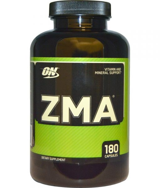 Optimum Nutrition ZMA 180 Count