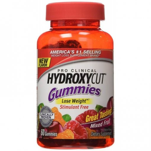 Hydroxycut Pro Clinical 60 Gummies