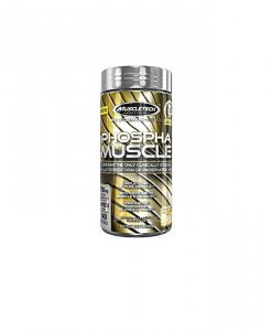 MuscleTech PhosphaMuscle 140 Softgels
