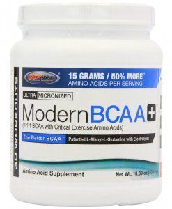 USP Labs Modern BCAA Plus 18.89 Oz Fruit Punch