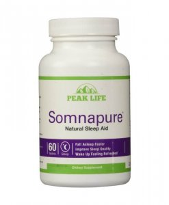 Somnapure Natural Sleep Aid 60 Tablets