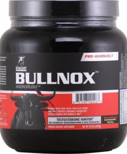 Betancourt Nutrition Bullnox Androrush 22.33 Oz Strawberry Lemonade