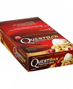Quest Nutrition Quest Bar 12 Bars Apple Pie