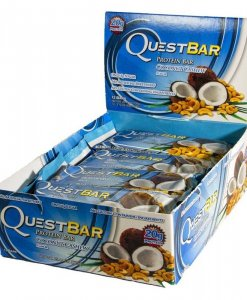 Quest Nutrition Quest Bar 12 Bars Coconut Cashew