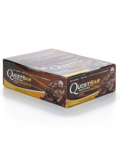 Quest Nutrition Quest Bar 12 Bars Chocolate Brownie