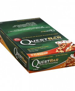 Quest Nutrition Quest Bar 12 Bars Peanut Butter Supreme