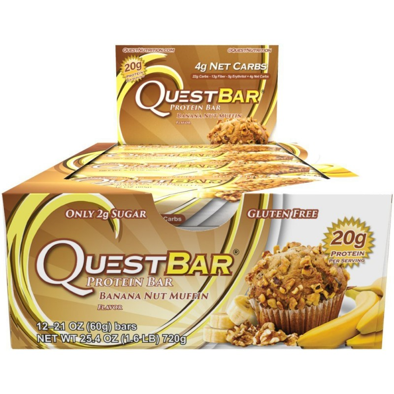 Quest bars without nuts
