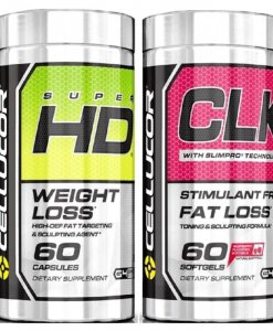 Cellucor Super HD and CLK Combo