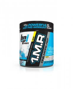 BPI Sports 1MR One More Rep Ultra Concentrated Energy Supplement, Snow Cone Supplement - 8.5 Ounce
