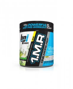 BPI Sports 1MR One More Rep Ultra Concentrated Energy Supplement, Apple Pear Supplement - 8.5 Ounce