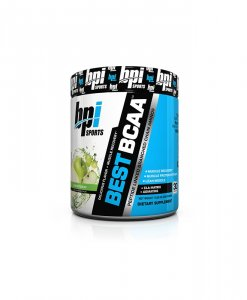 BPI Sports Best BCAA Powder, Green Fusion - 10.58 Ounce