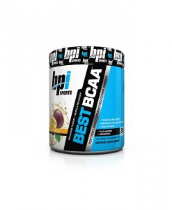 BPI Sports Best BCAA Powder, Passion Fruit - 10.58 Ounce