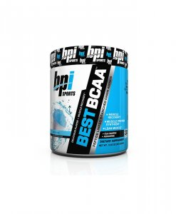 BPI Sports Best BCAA Peptide Linked Branched Chain Amino Energy Powder, Artic Ice -10.58 Ounce