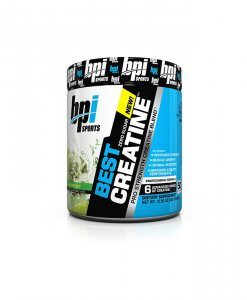 BPI Sports Best Creatine Powder, Lime Sherbet - 10.58 Ounce