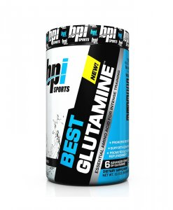 BPI Sports Best Glutamine Unflavored 50 Servings