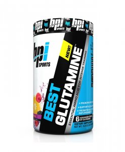 BPI Sports Best Glutamine Berry Citrus 50 Servings