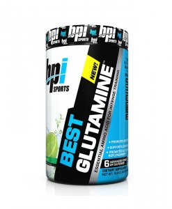 BPI Sports Best Glutamine Lime Sherbet 50 Servings