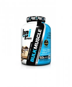 BPI Sports Bulk Muscle Protein Powder, Chocolate Peanut Butter - 5.8 Pound