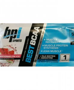 BPI Sports Best BCAA Powder, Watermelon Ice - Single Serving