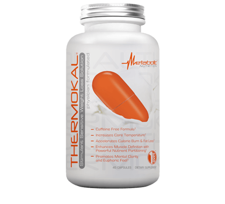 Metabolic Nutrition ThermoKal